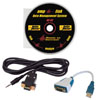Auto Meter Products AMP-Link Data Download Software/Cable Kit