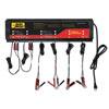 Auto Meter Products 230V 5 Amp 6-Channel Smart Battery Charger