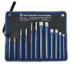 Astro Pneumatic 12 Pc. Large Cold Chisel & Punch Set