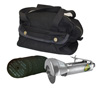 "Astro Pneumatic 3"" Cut-Off Tool - 20,000rpm And Cut-Off Wheels - 25pc  And 11"" Tool Bag"