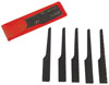 Astro Pneumatic 5 Pc. Blade Set for 129TW with Red Sleeve