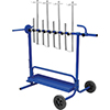 Astro Pneumatic 200 Lbs Capacity­ ­Universal  Rotating Parts Work Stand