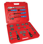 Astro Pneumatic 18 Pc. Brake Caliper Wind Back Tool Set & 8 Pc. Professional Brake Tool Set