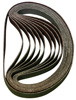 Astro Pneumatic 10pk sanding belt 60 grit 3/8x13in.