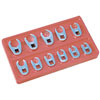 ATD Tools 11 Pc. Crowfoot Wrench Set - Metric