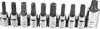 ATD Tools 10 Pc. Brake Caliper Bit Socket Set
