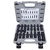 ATD Tools 16 Pc. Locking Lug Nut  Master Key Set