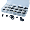 ATD Tools 125 Pc. Rubber Grommet Assortment