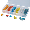 ATD Tools 120 Pc. ATC Car Fuse Assortment