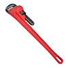 "ATD Tools 24"" Heavy-Duty Pipe Wrench"