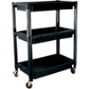 ATD Tools 3-Tray Black Cart
