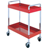 ATD Tools 2-Shelf Heavy-Duty Service Cart