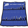 ATD Tools 29Pc Punch & Chisel Set