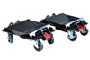ATD Tools Convertible Car Dolly Set