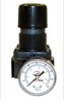 "ATD Tools Standard 1/2"" NPT Air Regulator with Gauge, 100 SCFM"