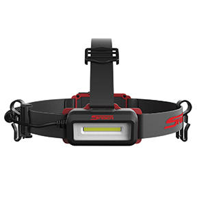 ATD Tools 250 Lumen COB LED Rechargeable Headlamp