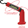 ATD Tools Saber® Single Strip 3-Watt LED Cordless Rechargeable Work Light