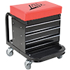 ATD Tools Heavy Duty Toolbox Creeper Seat, 450lb Capacity