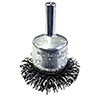"ATD Tools 1-1/2"" Circular Flared End Brush"