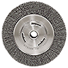"""ATD Tools 6"""" Wire Wheel with Spacer for 1/2"""" Arbor"""