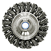 """ATD Tools 4 """" Twisted Tuft Wire Wheel Brush"""