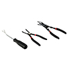 ATD Tools 3 Pc. Body Clip Removal Tool Set