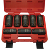ATD Tools 8 Pc. 12 Point Axle/Spindle Nut Socket Set