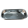 ATD Tools Stainless Steel Rectangular Magnetic Tray