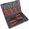 ATD Tools 6 Pc. Combination Internal/External Snap Ring Pliers Set