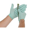Atlantic Safety Products Aloe Power™ Powder Free  Nitrile Gloves, Medium