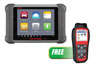 Autel Advanced Diagnostics + Bluetooth VCI w/ MaxiTPMS TS408