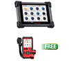 Autel MaxiSYS MS908cv Commercial Vehicle Diagnostics Tool w/FREE HD Auto Link