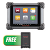 Autel MaxiSys® MS908S Pro Complete Diagnostic System w/J2534 Pass-Thru Programmer Device w/FREE MaxiScope