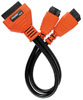 Autel Chrysler 12+8 OBDII Connector Diagnostics Cable