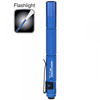 Bayco Products Mini-TAC Flashlight- 2AAA Blue