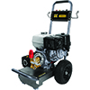 BE Power Equipment 4,200 PSI – 4.0 GPM Gas Pressure Washer With Honda GX390 Engine and Comet Triplex Pump
