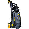 BE Power Equipment 1,800 PSI - 1.3 GPM Electric Pressure Washer With Powerease Motor and AR Axial Pump