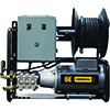 BE Power Equipment 5.0HP 2000 PSI Cold Water