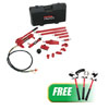 Blackhawk Automotive 4-Ton Porto-Power Kit w/FREE 7Pc Heavy-Duty Body & Fender Tool Set