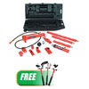 Blackhawk Automotive 10-Ton Porto-Power Kit w/FREE 7Pc Heavy-Duty Body & Fender Tool Set