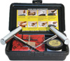 Black Jack Tire Repair Small Repair Kit With Chrome Tools