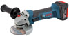Bosch Power Tools 18V Cordless Lithium-Ion 4-1/2 in. Grinder Kit