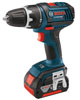 Bosch Power Tools 18V Cordless Lithium-Ion Compact Tough 1/2 in. Drill Driver with 2 Fat Pack HC Batteries