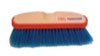 "Bruske Products 10"" Blue Wash Brush, Red Bumper"