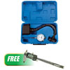 "Central Tools 0 to 1"" Dialindicator with Magnetic Base W/ FREE Electronic Dial Caliper, 0 to 6"""