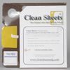 Clean Sheets 12 X 12 Disposable Paper Mixing Board
