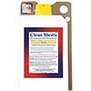 Clean Sheets 12 X 20 Disposable Mixing Board