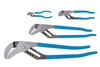 Channellock 4 Pc. Pro's Choice Plier Set