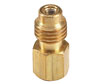 "CPS Products 1/4"" SAE F x 1/2"" ACME M Adapter"