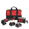 "Chicago Pneumatic 20V 4.5"" Grinder Pack 4.0Ah"